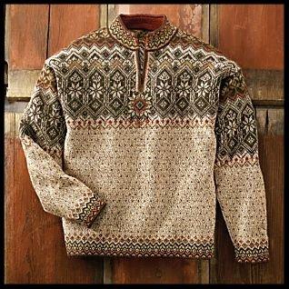 said sweater.