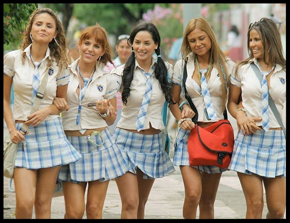girlsofcolombia