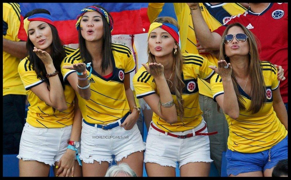 girlsincolombia