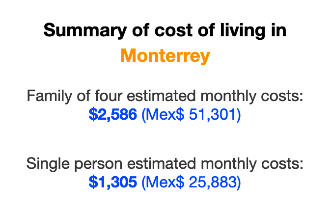 cost-of-living-monterrey-mexico