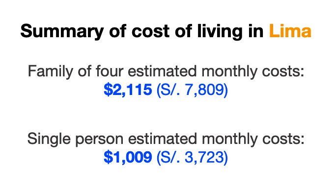 cost-of-living-lima-peru