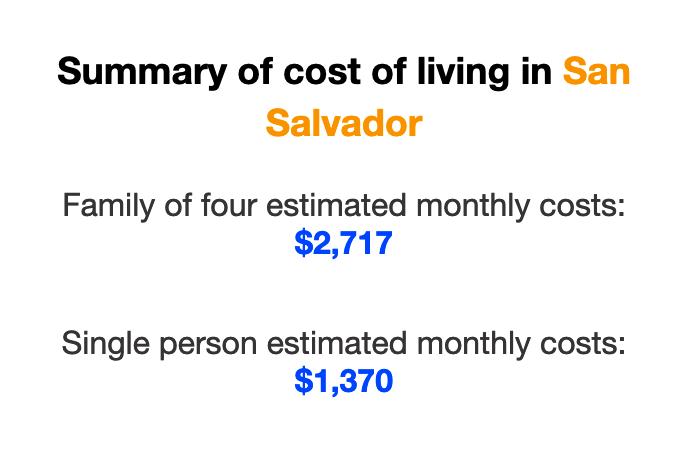 cost-of-living-san-salvador