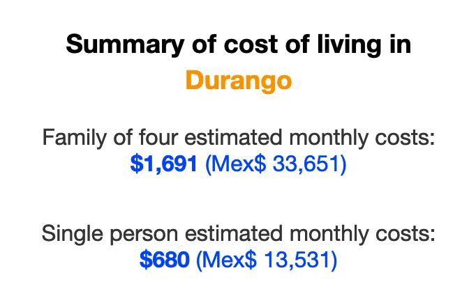 durango-mexico-cost-of-living