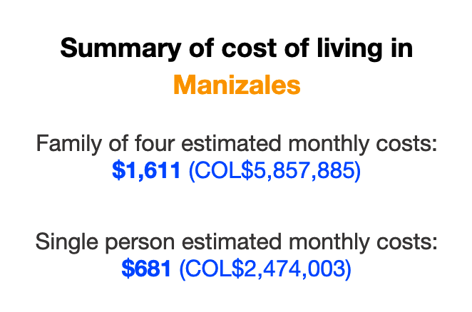 cost-of-living-manizales-colombia