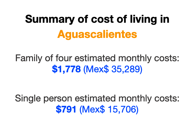 cost-of-living-aguascalientes-mexico
