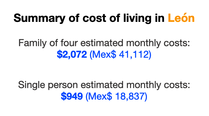 cost-of-living-leon-mexico