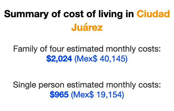 cost-of-living-ciudad-juarez